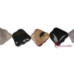 Strang Freeform Sardonyx 28-32 x 25 mm