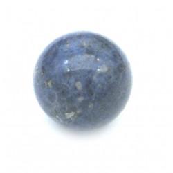 Kugel Dumortieritquarz 2 cm