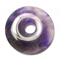 Donut Amethyst 30mm