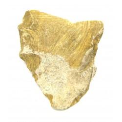 Rohstein Marmor Landschafts- flach 16-18 cm 0,7-1 Kg 1 Stück
