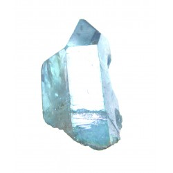Aqua Aura (Bergkristall bedampft) Kristall 3 cm