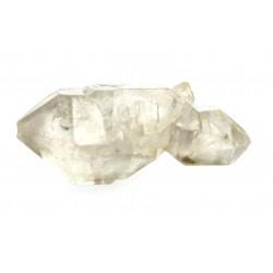 Bergkristall Doppelender A 2-4 cm VE 100 g