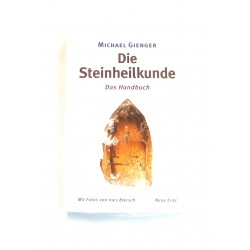 Gienger, Michael: Die Steinheilkunde - Paperback