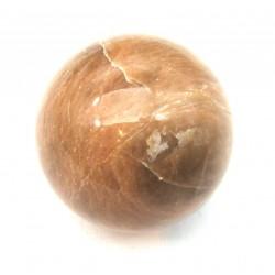 Kugel Mondstein abricot 4 cm