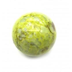 Kugel Opal grün 4 cm