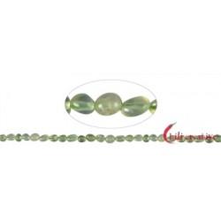 Strang Pebbles Prehnit A 4-7 mm