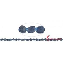Strang Rohsteine Saphir 4-5 x 6-8 mm