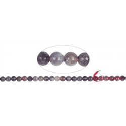 Strang Kugeln Turmalin (rosa) 8 mm