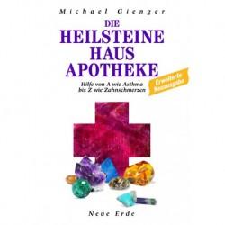 Gienger, Michael: Die Heilsteine Hausapotheke