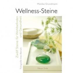 Grundmann, Monika: Wellness-Steine - 12 Steine für Wohlbefinden und Gesundheit
