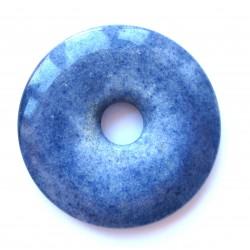 Donut Blauquarz 40 mm