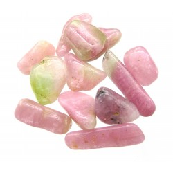 Trommelstein Turmalin rosa A 100 g