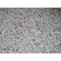 Trommelstein Magnesit mini Steinsand VE 1 Kg