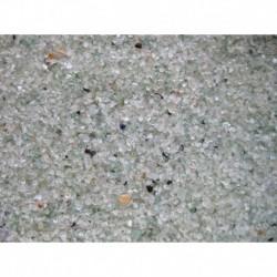Trommelstein Aventurinquarz hellgrün mini Steinsand VE 1 Kg