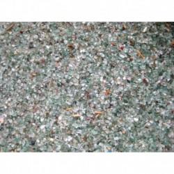 Trommelstein Aventurinquarz mittelgrün mini Steinsand VE 1 Kg