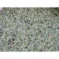 Trommelstein Peridot mini Steinsand VE 1 Kg