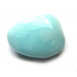 Trommelstein Calcit hellblau 500 g