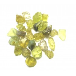 Chrysoberyll Rohstein 5 mm