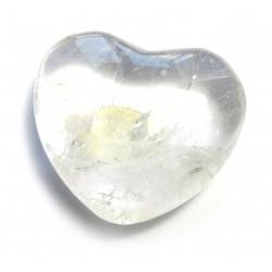 Herz Bergkristall 35 mm