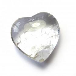 Herz Bergkristall 20 mm