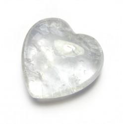 Herz Bergkristall 30 mm