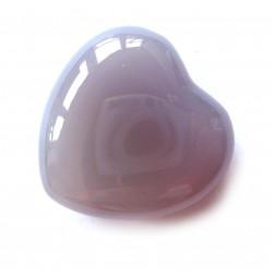 Herz Achat 30 mm