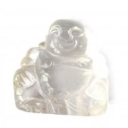 Buddha 3 cm Bergkristall