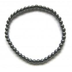 Kugel-Armband Hämatit 4 mm