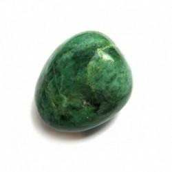 Trommelstein Budstone (Grünschiefer) 1 Stück