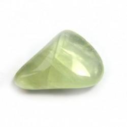 Trommelstein Calcit grün 1 Stück