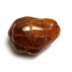 Trommelstein Granat Hessonit 1 Stück
