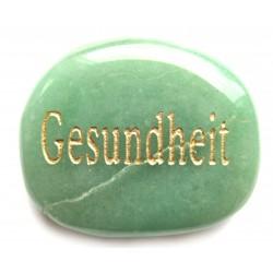 Wunscherfüllungs-Stein Gesundheit Aventurin