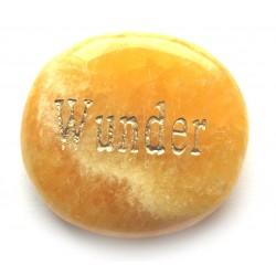 Wunscherfüllungs-Stein Wunder Orangen-Calcit
