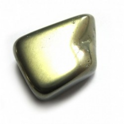 Trommelstein Pyrit 1 Stück