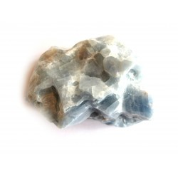 Calcit blau 0,4-0,5 Kg VE 1 Kg