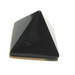 Pyramide Obsidian 4 cm
