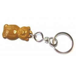 Schlüsselanhänger Teddy Mookait
