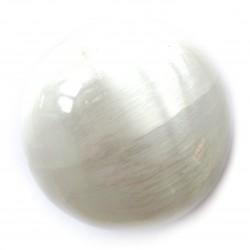 Kugel Selenit weiß 11 cm