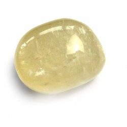 Trommelstein Calcit Hellgelb kristallin 100 g