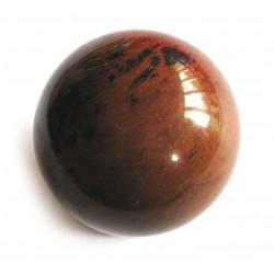 Kugel Obsidian Mahagony 3 cm