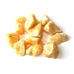 Calcit orange Chips VE 1 Kg