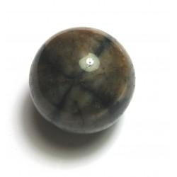 Kugel Chiastolith 25-29 mm