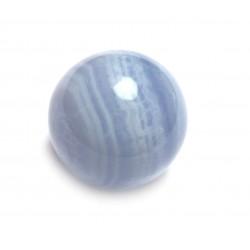Kugel Chalcedon blau A 2 cm