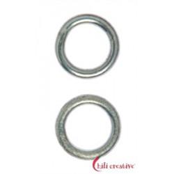 Bindering 12 mm Silber matt VE 5 Stück