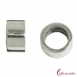 Abstandhalter-Röhrchen 5 mm Silber matt VE 12 Stück