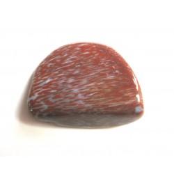 Trommelstein versteinertes Palmholz 100 g