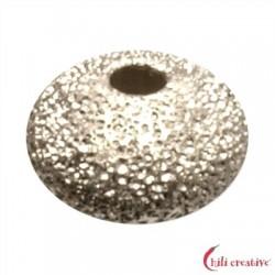 Linse 5 mm Silber diamantiert VE 28 Stück