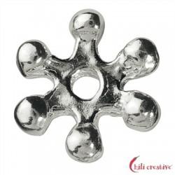 Kugel-Stern 7 mm Silber 1 Stück