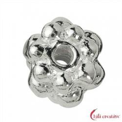 Traube 5 mm Silber VE 9 Stück