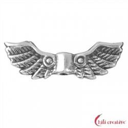 Flügel Bygul 22 mm Silber VE 4 Stück
